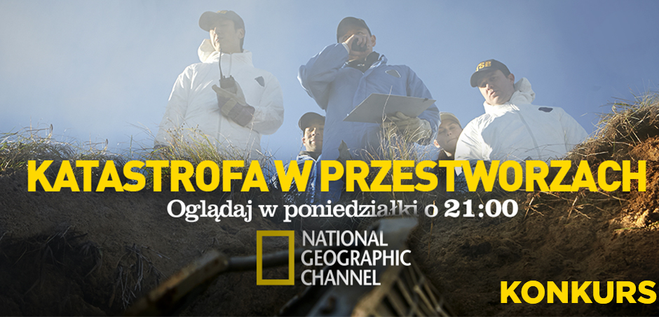 Konkurs National Geographic Channel